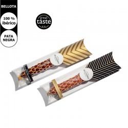 Salchichón de Aloyau aux Truffes et Chorizo de Longe